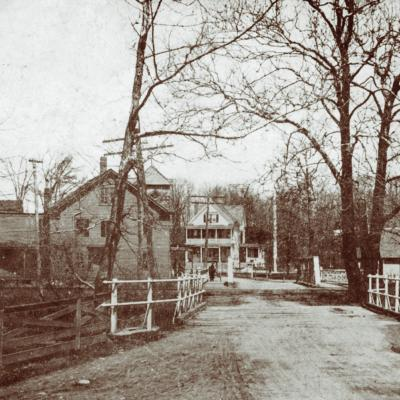 Whippany Town Center, Whippany, NJ circa 1900